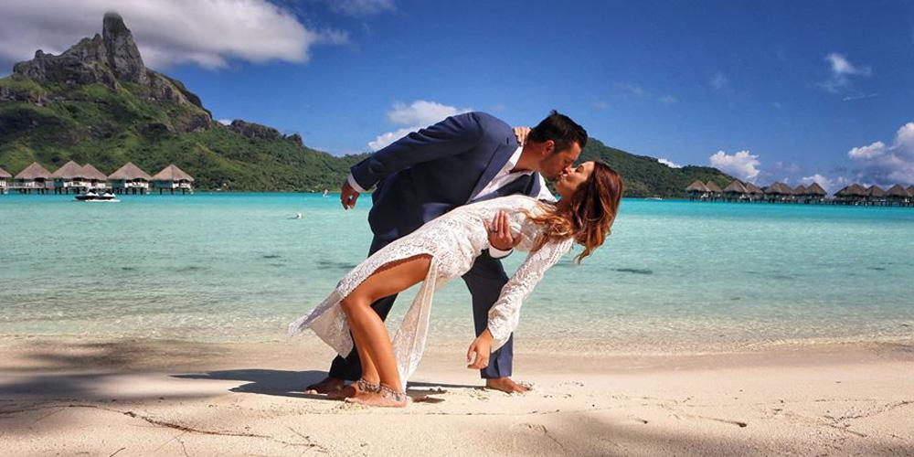 Drømme bryllupsrejse