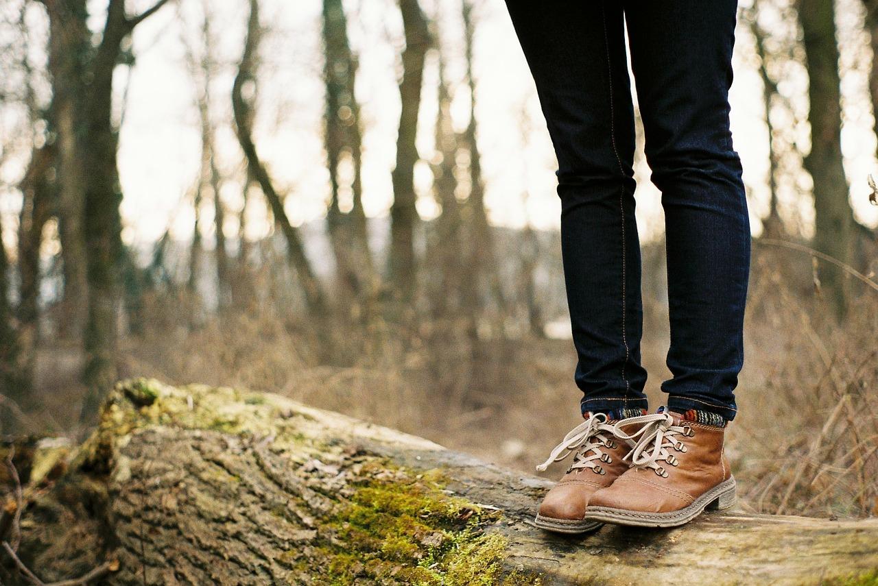 Vandre sko